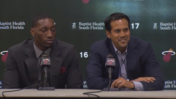 Bam Adebayo - Miami Heat press conference (Part 2)