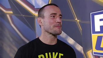 CM Punk: 'I want to make sure I'm fully prepared'
