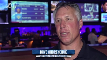 Dave Andreychuk on Hall of Fame: 'To get that call is pretty special'