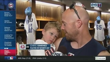 Twins' Buxton, Gimenez on importance of playing on Father's Day