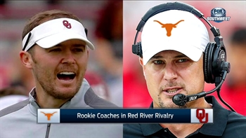 Rookie Coaches in Red River Rivalry | SportsDay OnAir
