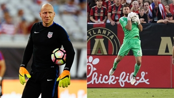 What impact will Brad Guzan's arrival for Atlanta United have on Alec Kann?