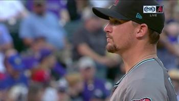 HIGHLIGHTS: Godley shines (again), D-backs' bats thump (again)