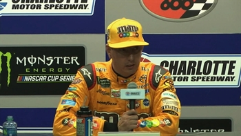 Kyle Busch is Still Not Surprised by Anything I NASCAR RACEDAY