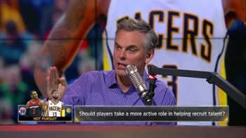 Should the Lakers try and sign Klay Thompson?   THE HERD