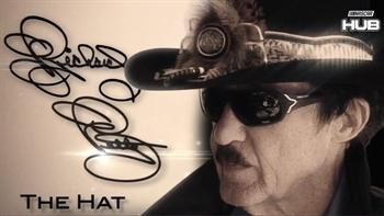 Jeff Gordon gives you a history lesson on Richard Petty's hat | NASCAR RACE HUB
