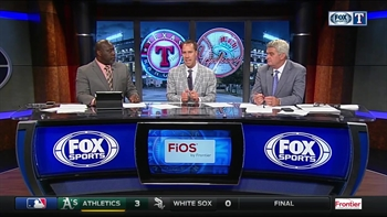 Yu Darvish brings 'A-Game' in loss   Rangers Live