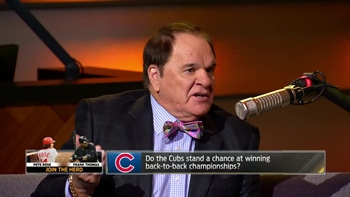 Pete Rose, Frank Thomas preview Cubs 2017 season and more  | THE HERD (FULL INTERVIEW)