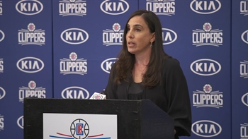 Clippers new arena announcement press conference
