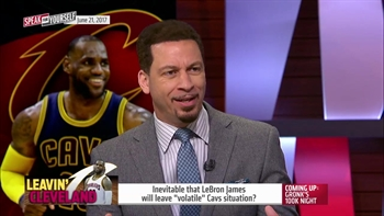 Will LeBron James leave the volatile Cleveland Cavaliers? | SPEAK FOR YOURSELF