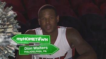 My Hometown: Miami Heat's Dion Waiters