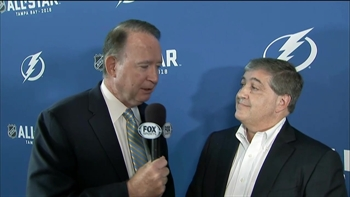 One on one with Tampa Bay Lightning owner Jeff Vinik