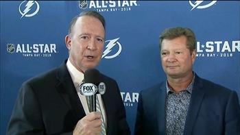 Brian Bradley - Tampa Bay Lightning's 1st NHL All-Star