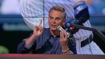 Colin on the real reason for the spike in MLB home runs 'Analytics' | THE HERD