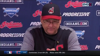 Terry Francona extremely happy with Tribe's defensive night vs. Texas