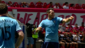 Jack Harrison scores for NYCFC | 2017 MLS Highlights
