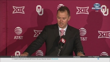 Lincoln Riley 'Honored and Humbled' to be named Sooners head coach