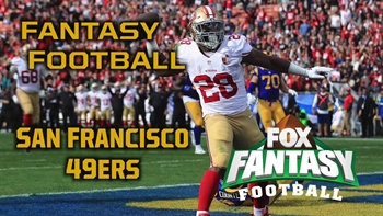2017 Fantasy Football - Top 3 San Francisco 49ers