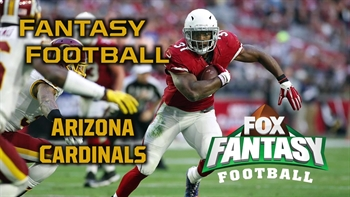 2017 Fantasy Football - Top 3 Arizona Cardinals