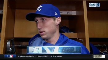 Strahm: 'I should've been more aggressive with my fastball'