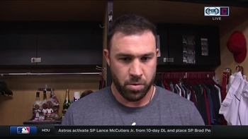 Kipnis: 'The offense just didn't get it done tonight.'