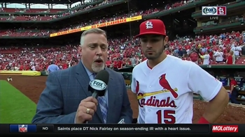 Randal Grichuk leads Cards to win over Reds