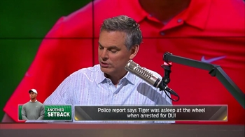 Tiger Woods was predictable and that was his greatness - Colin explains | THE HERD
