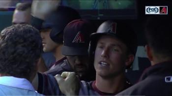 D-backs explode for 10-run inning en route to lopsided win