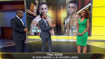 Strikezone and Predictions: Mendes vs. Lamas
