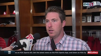 Jedd Gyorko on Cards' win over Cincinnati
