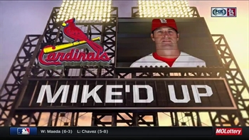 Matheny on Cardinals loss: 'It's one of those that we need to finish off'