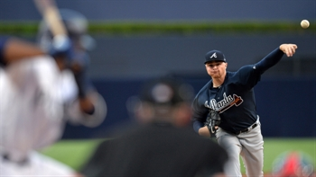 Braves LIVE To Go: Newcomb collects fourth straight quality start and career win No. 1