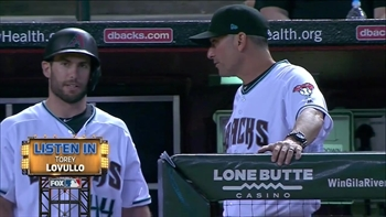 Mic'd Up: 'That's some downhill fuzz' and much more in-game from Torey Lovullo