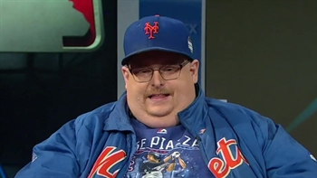 Mets superfan Frank Fleming joins MLB Whiparound