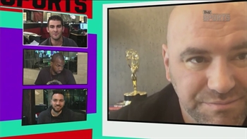 Dana White talks Mayweather vs. McGregor | TMZ SPORTS