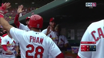 WATCH: Pham's textbook display of manufacturing a run