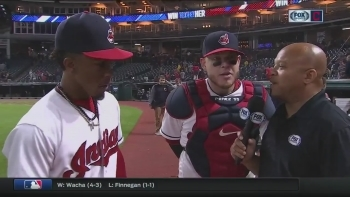 Knott recaps comeback with Lindor and Perez