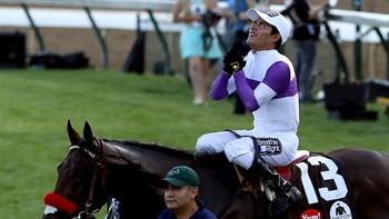 Derby-winning jockey on pressure to win