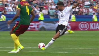 Kerem Demirba strikes for Germany | 2017 FIFA Confederations Cup Highlights