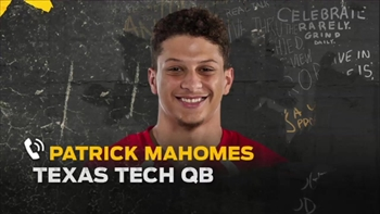 Patrick Mahomes explains why he picked football over baseball | THE HERD (FULL INTERVIEW)
