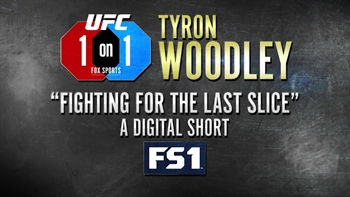 Tyron Woodley explains how his family shaped his fighting