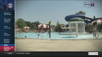 Wisconsin Dells offers lots of options for waterpark fun