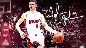 My Signature: Miami Heat's Tyler Johnson