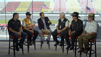 The Godfathers of Ford I NASCAR RACEDAY