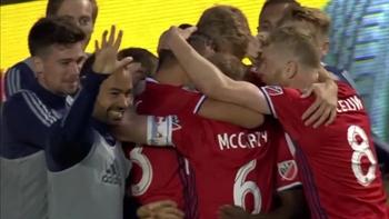 Chicago Fire vs. Orlando City SC | 2017 MLS Highlights