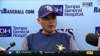 Kevin Cash says Rays had the opportunity to win back-to-back series
