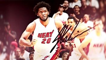 My Signature: Miami Heat's Justise Winslow