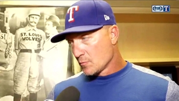 Banister on Rangers' series win in New York