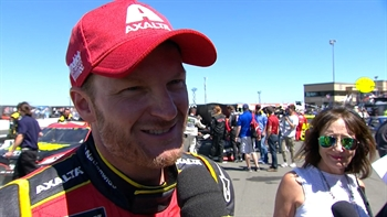 Dale Earnhardt Jr. Reflects on 17 Years of Racing with FOX | 2017 SONOMA | FOX NASCAR