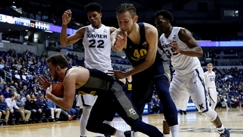 Marquette Golden Eagles defeat Xavier Musketeers in Cincinnati